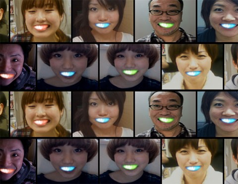 Trade in Your Grill for Japanese LED Teeth