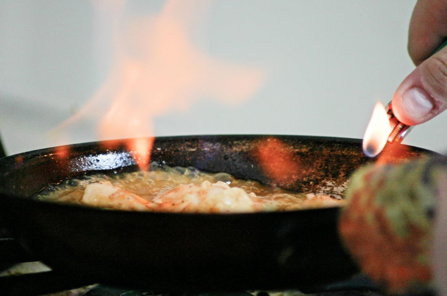 How to Properly Flambé Without Burning Your Food