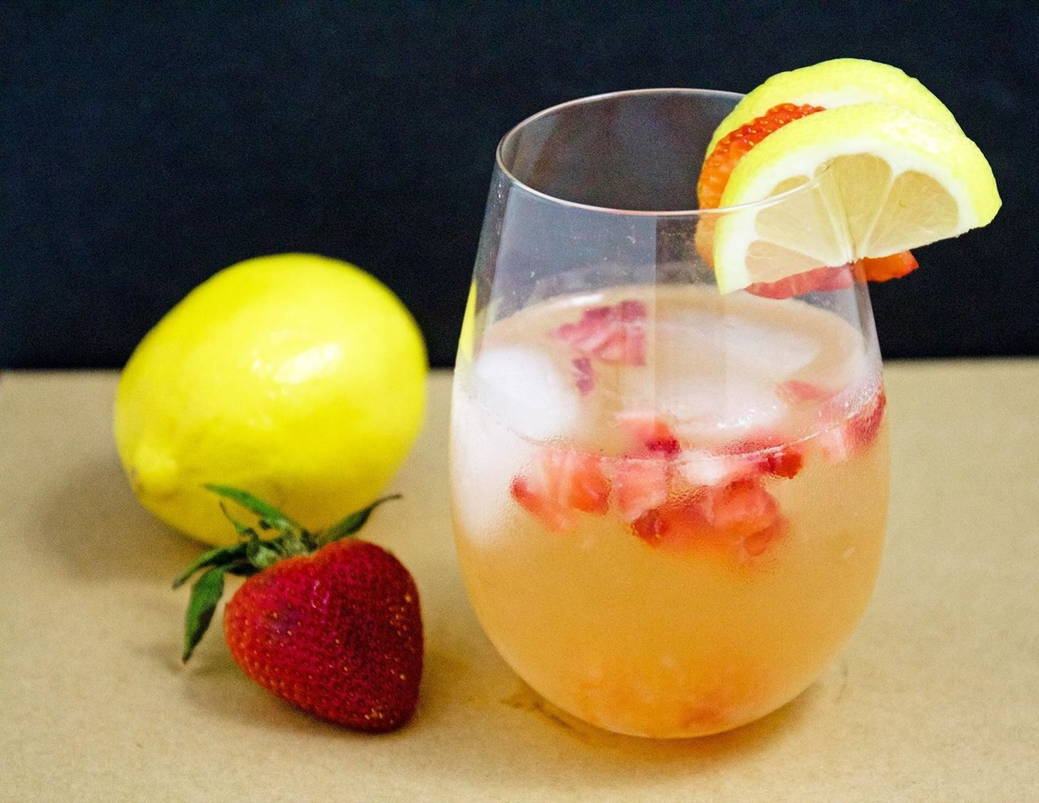 The Delicious Trick to 1-Minute Lemonade at Home