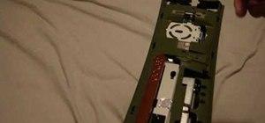 Take apart the Xbox 360