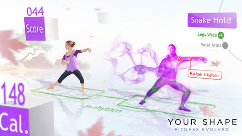 E3 2010: Kinect Workout Game