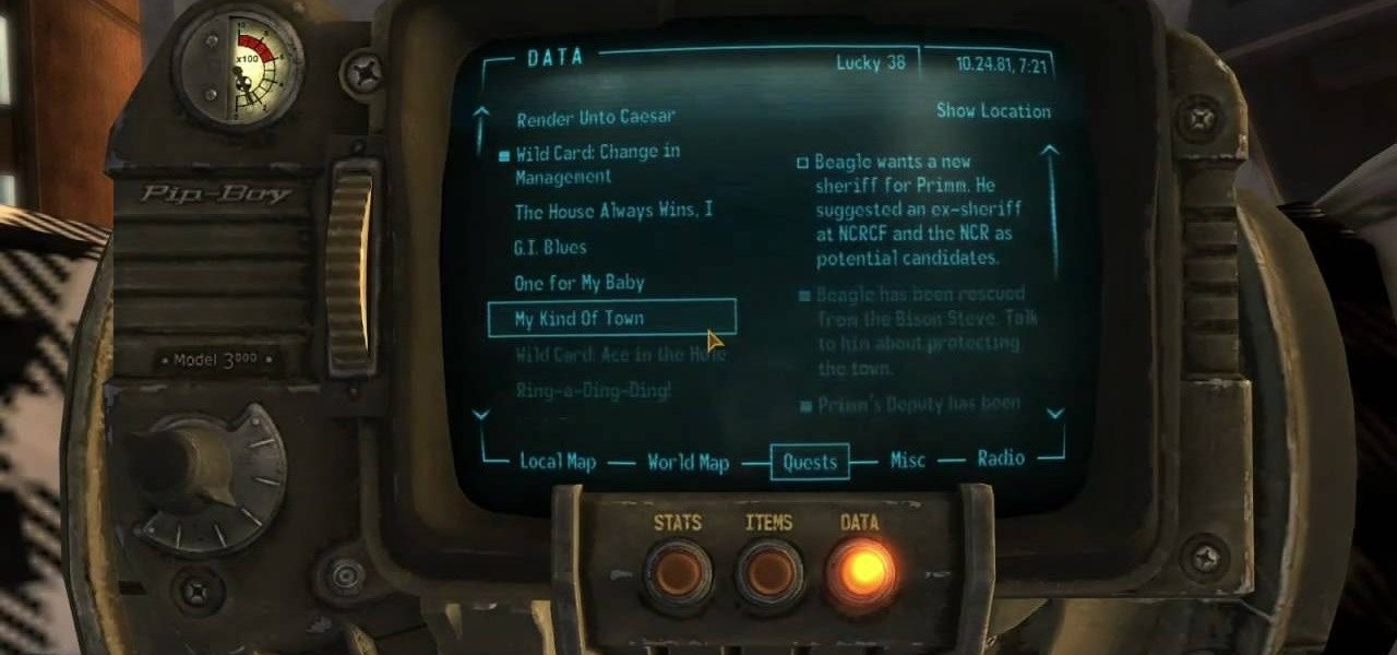 How to kill or inactivate mr house at the end of fallout How to make your own house in fallout 3