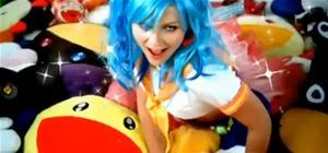 Kirsten Dunst Does Cosplay (Perhaps NSFW)