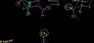 Create a double Newman diagram for methcyclohexane in organic chemistry