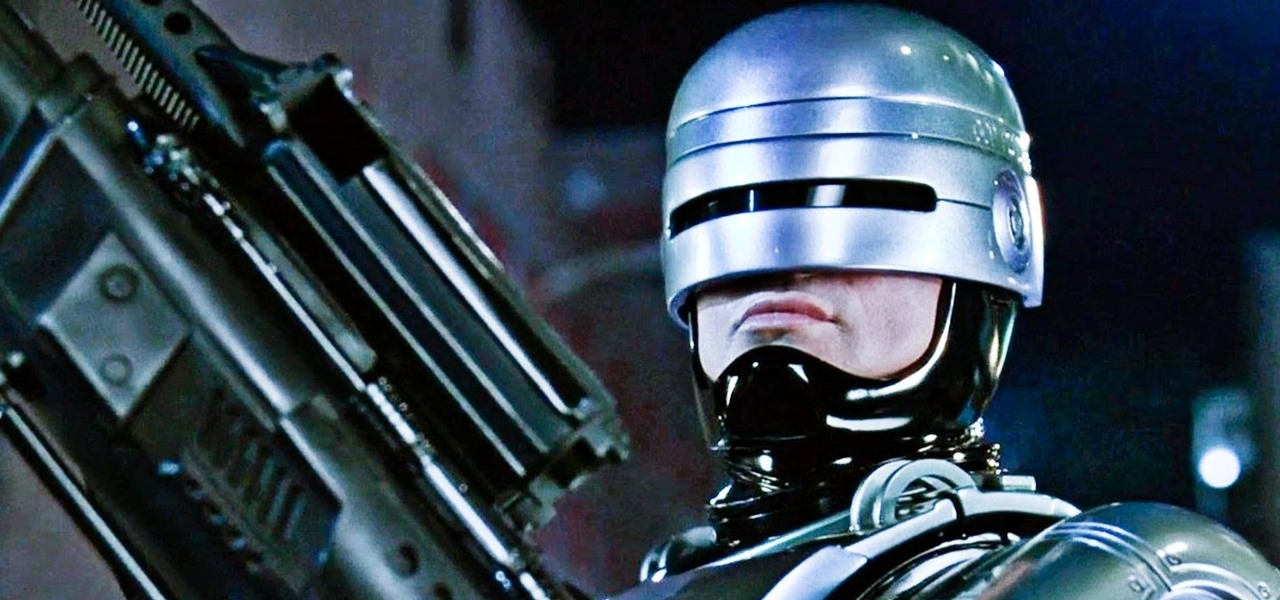 Build the Ultimate DIY RoboCop Helmet with Cardboard