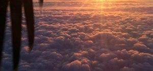 Twin Prop Sunrise