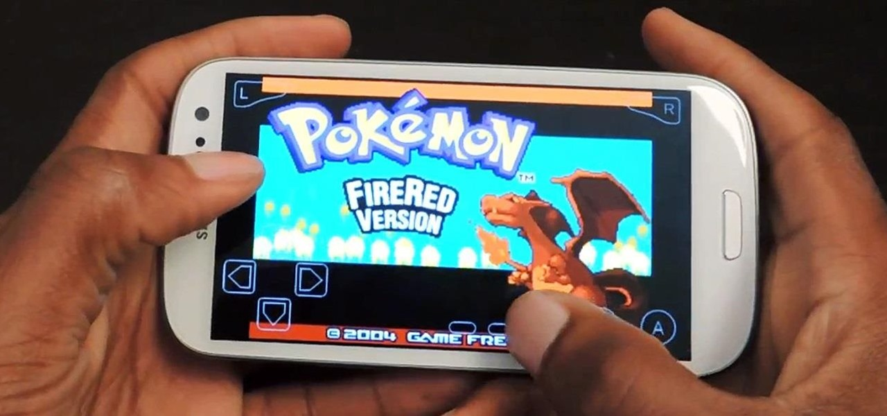 How To Play Pok 233 Mon Firered Amp Other Game Boy Advance Games