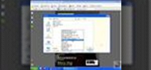 Convert PDF files in Acrobat 8 Professional