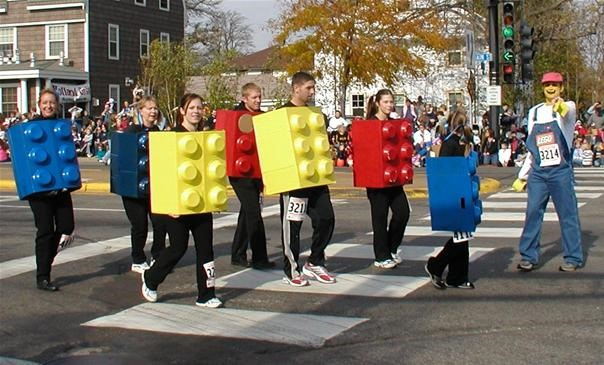 LEGO Parade People