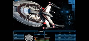 Customize your ship when starting to play Star Trek Online