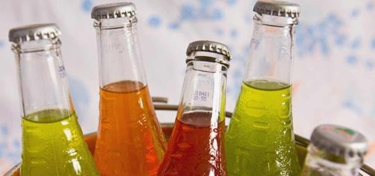 Make Your Own Soda Pop at Home with a DIY Carbonation Kit