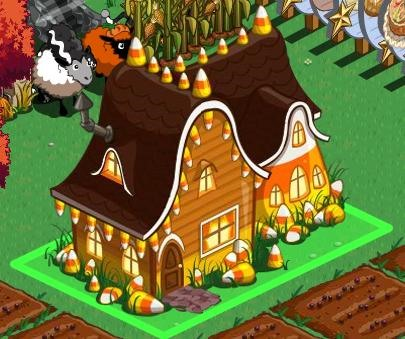 Farmville halloween theme farmville for Farmville 2 decorations
