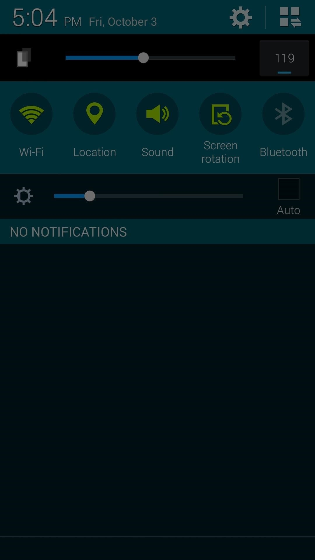 Eliminate Screen Flicker & Lower Minimum Brightness on Android