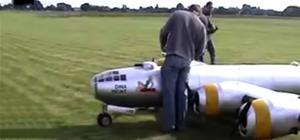 World's Largest RC Model Airplane