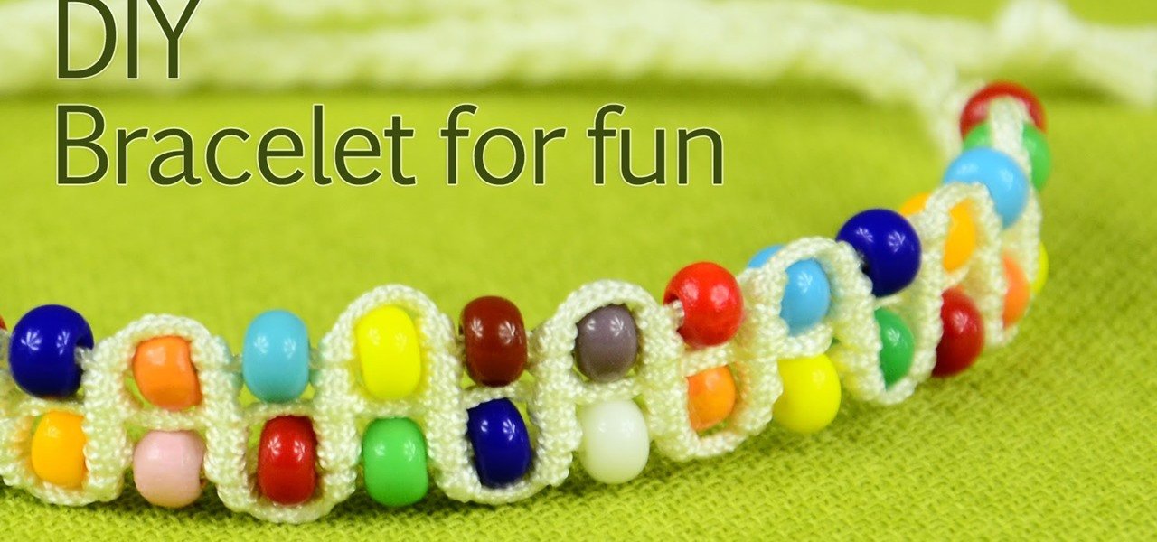 Make Bracelet for Fun - Tutorial