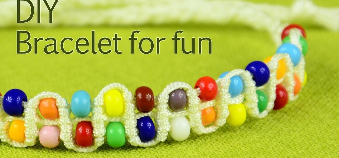 Make Bracelet for Fun - Tutorial