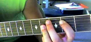 "Play Luke Bryan's ""Country Man"" on acoustic guitar"