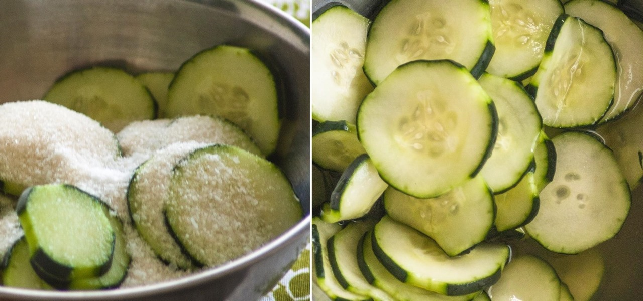 DIY Pickles That Take Only 10 Minutes to Make
