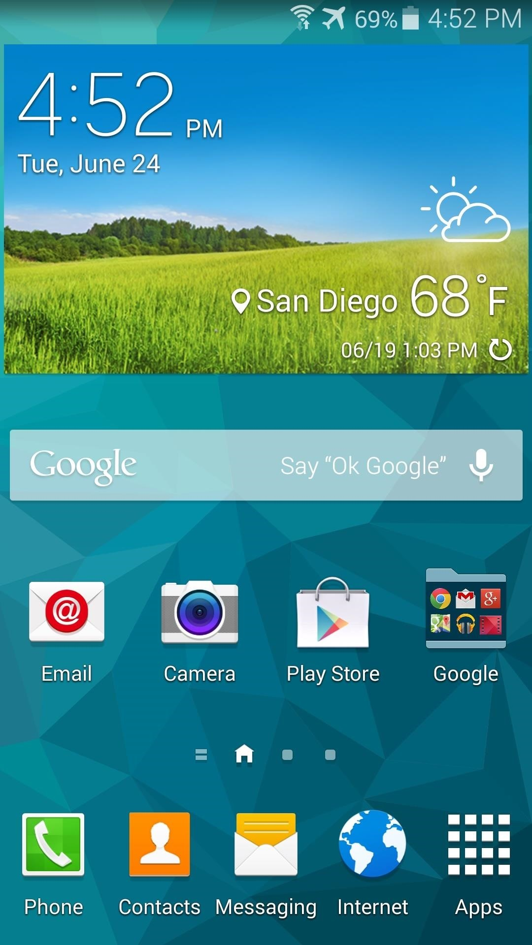 how to get back text on galaxy 4