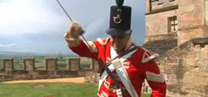 Fire a Brown Bess musket