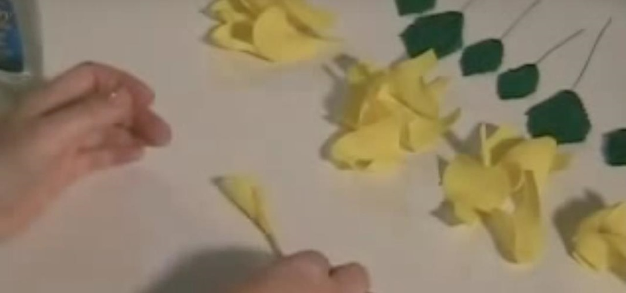 Make a Paper Flower with Ease