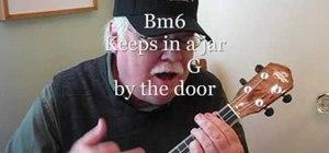 "Play the Beatles' ""Eleanor Rigby"" on the ukulele"
