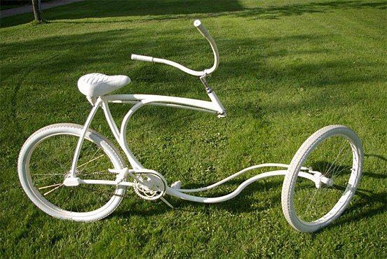 The Invisible-Steering Bicycle « Bicycle
