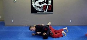Do a triangle choke from side control