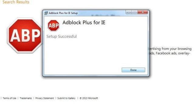 How to Install AdBlock Plus on IE9