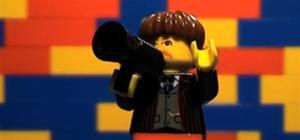 Megaphone Parry Grip - LEGO Music Video