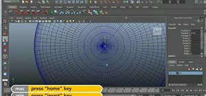 Create a duplicate of an object in Autodesk Maya 2011