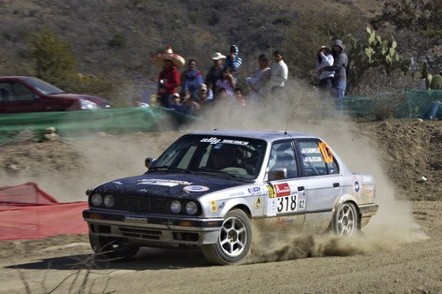 $500 Craigslist Car Beats $400K Rally Racers
