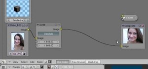 Use the Scale Node in the Blender 2.5 Compositor