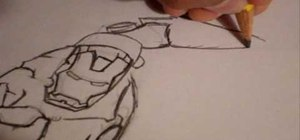 Draw Ironman