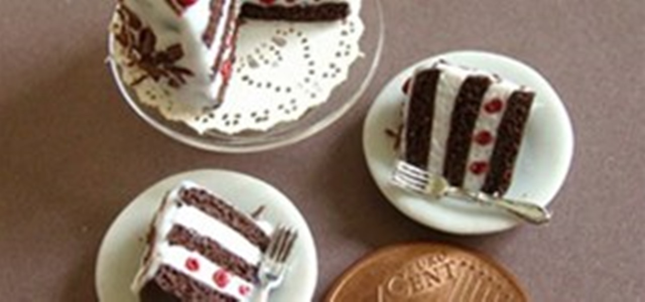 Miniature Cakes And Other Tiny Desserts 171 Cakes Cakes