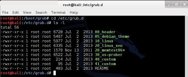 Hack Like a Pro: Linux Basics for the Aspiring Hacker, Part 21 (GRUB Bootloader)