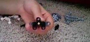 Assemble a Lego bioncle matoran