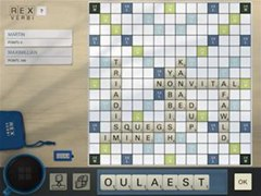 Rex verbi - new scrabble game for iPad