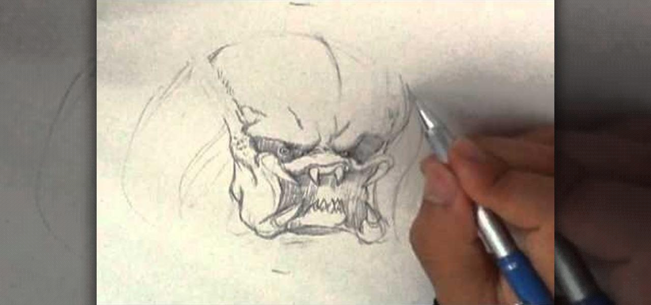Draw Predator