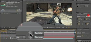 Add realistic camera movement and color correction with After Effects