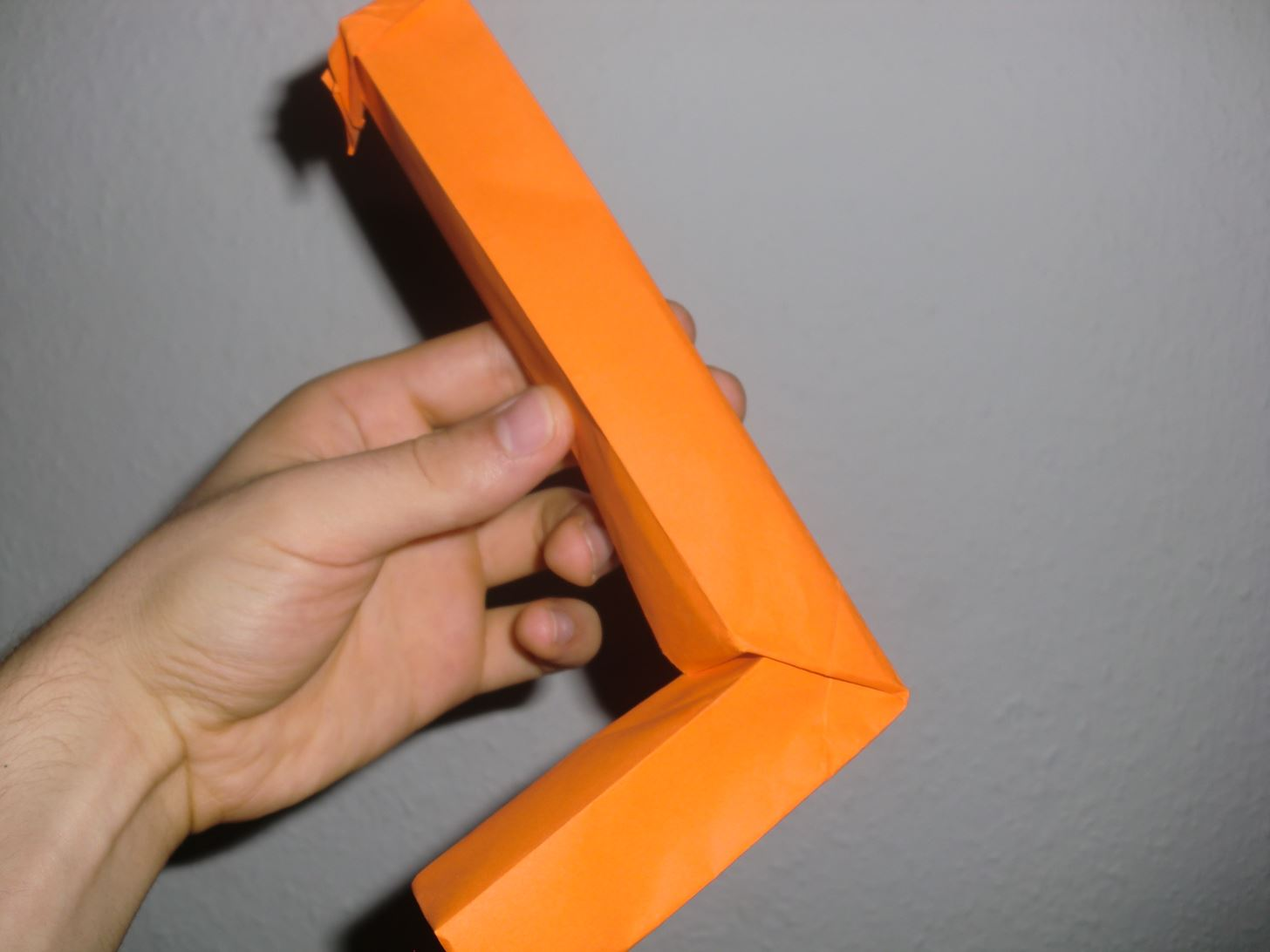 Fresh Folds: Letter L