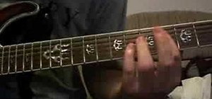 "Play ""Santeria"" by Sublime on electric guitar"