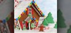 Make an easy holiday gingerbread house this Christmas