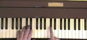 "Play the Beatles' ""Because"" on piano"