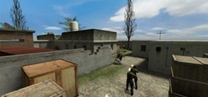 Osama Bin Laden's compound recreated in CounterStrike: Source