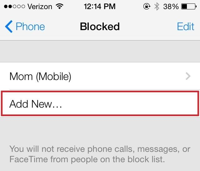 how to tell if your number is blocked