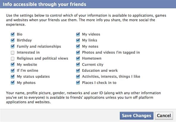 How to Safeguard Your Facebook User Information from Third-Party Apps and Websites