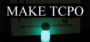 Make TCPO (for making glow sticks)