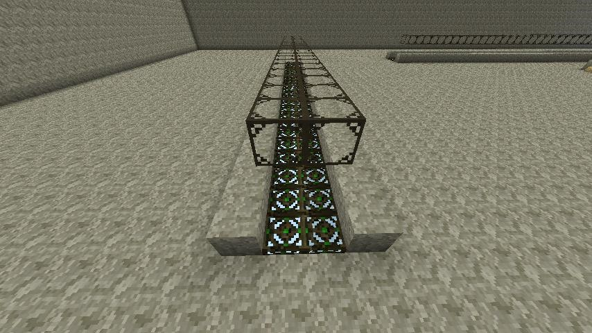 How to Create a Super Speed Track in Minecraft